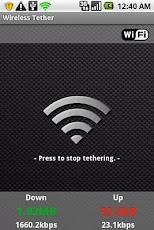 App of the Day: Wireless Tether