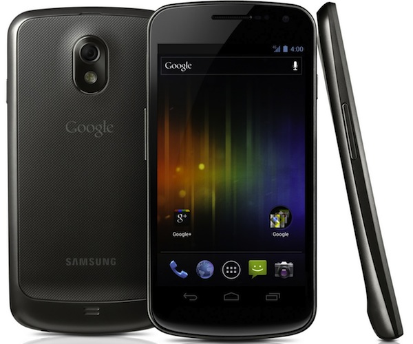 Galaxy Nexus First Impressions