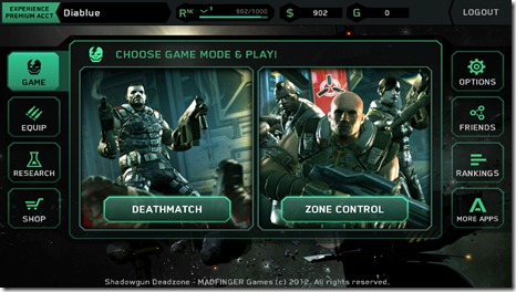 Shadowgun DeadZone screenshots thumb Shadowgun Deadzone Review