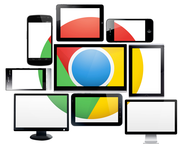 Google Chrome | One Browser for many devices