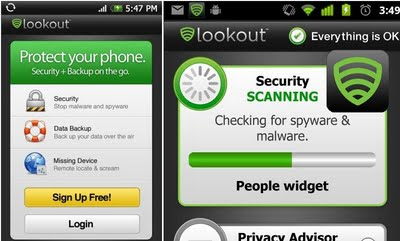 Lookout-Antivirus-android