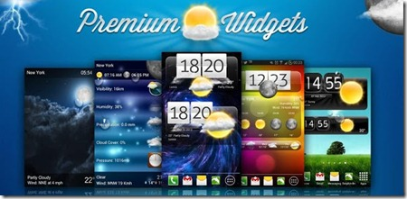beautifulwidgets thumb How to customize Android | Part II