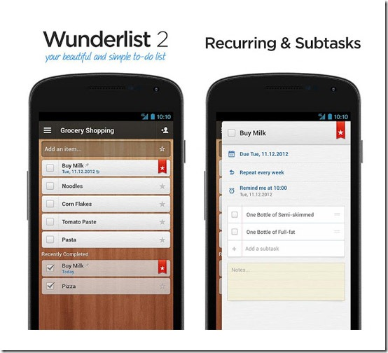 girlmeetsdroid wunderlist thumb Wunderlist app to get things done