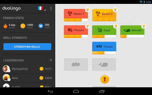 duolingo2 Top 5 Android Apps of the Week!