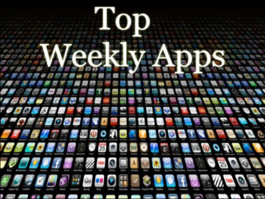 Favorite Apps of the Week
