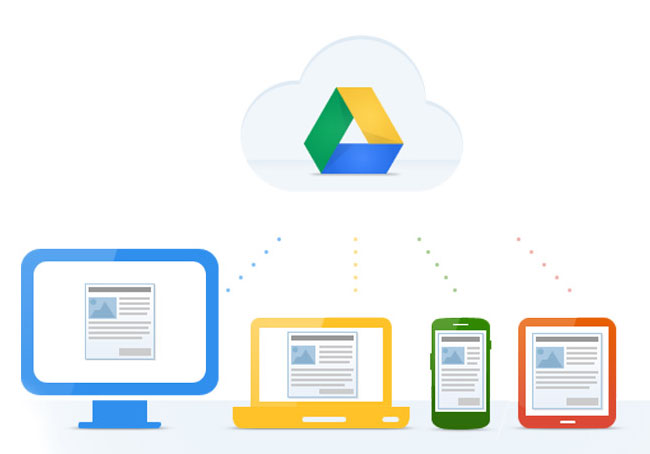 Changes to Google Drive