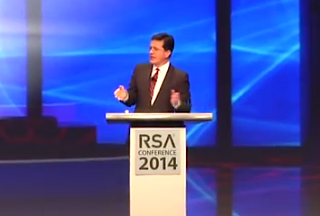 Stephen Colbert's RSA Conference Keynote