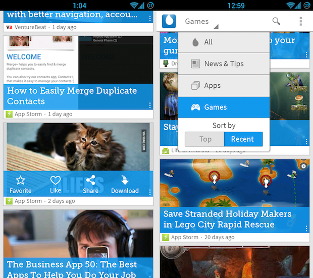 Drippler Screen