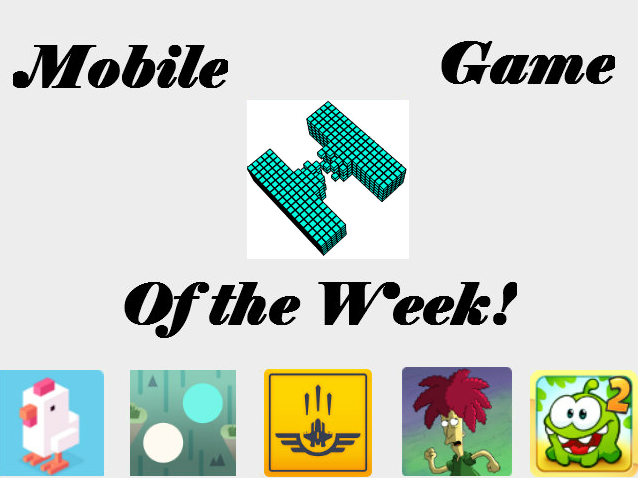 Mobile Game of the week - Hacked