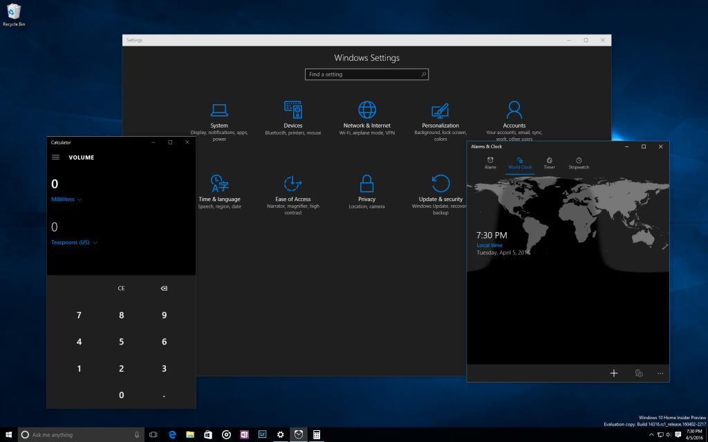 How to enable Windows 10 Dark Mode